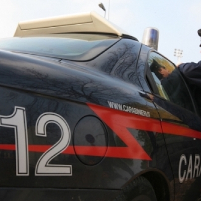 Carabinieri Parma