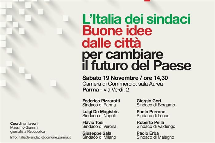 convegno sindaci Parma