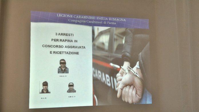 arresto-rapinatori-parma