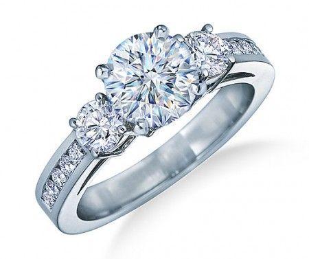 selezione premium d275a 5889f La nascita di un'icona: l'anello di fidanzamento - Il Caffè ...