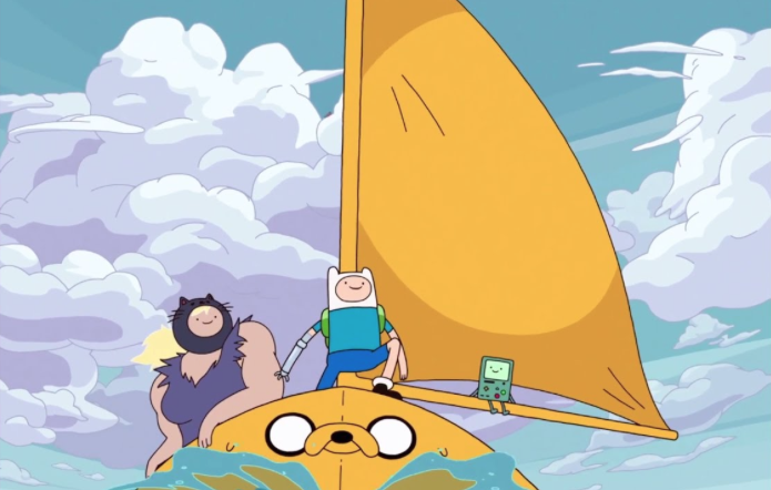 Adventure time il futuro del cartone animato cult un