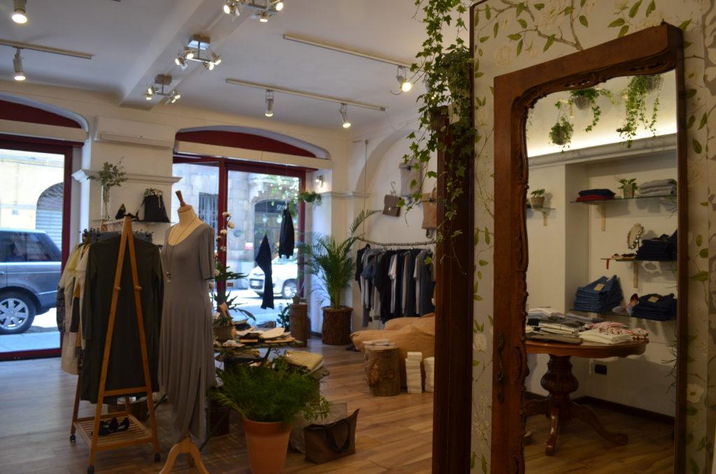 Moda sostenibile: Ed Store, il primo negozio d\'abbigliamento a Parma ...