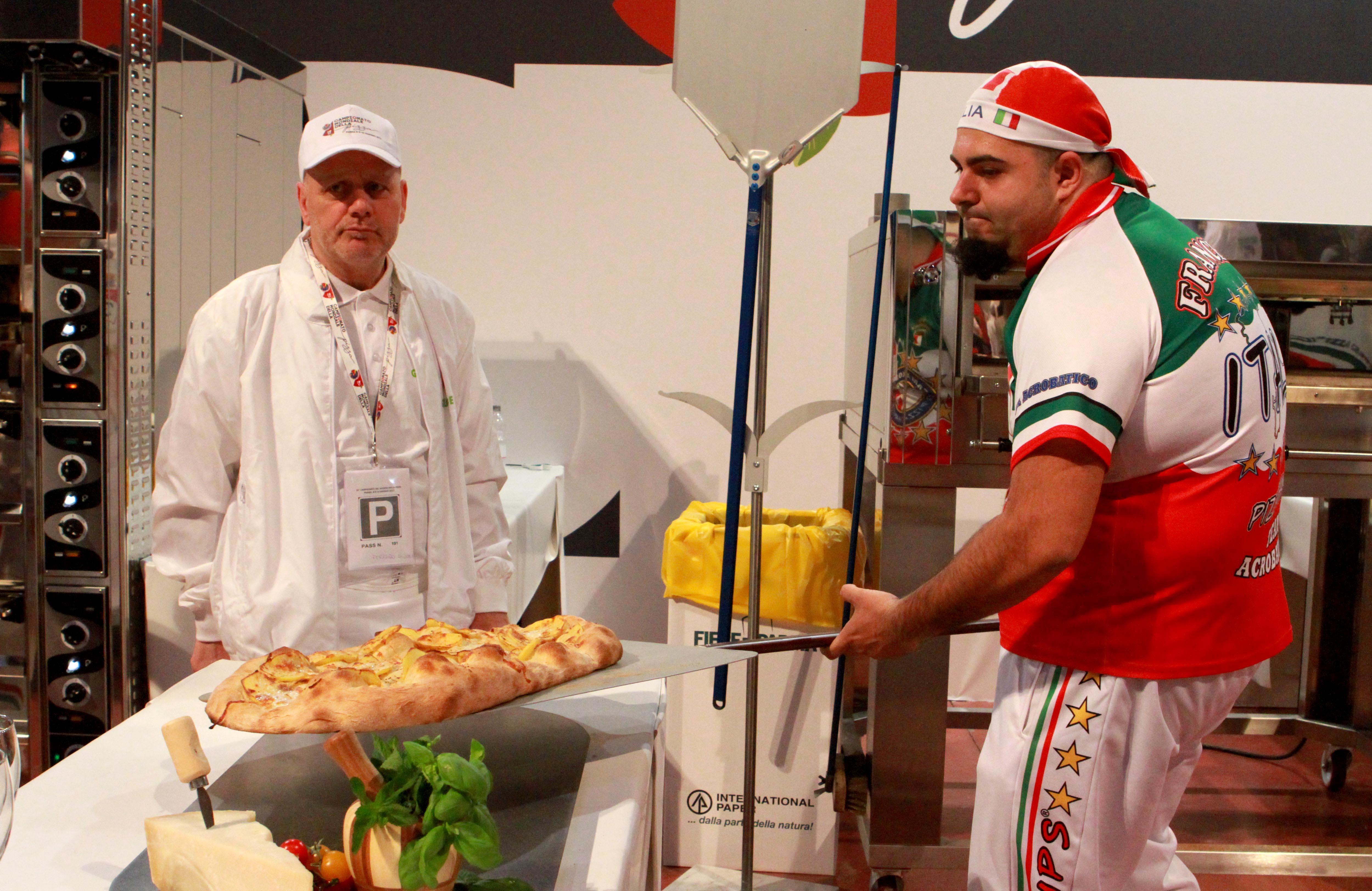 E\' tornato il Campionato Mondiale della Pizza a Parma (foto) - Il ...