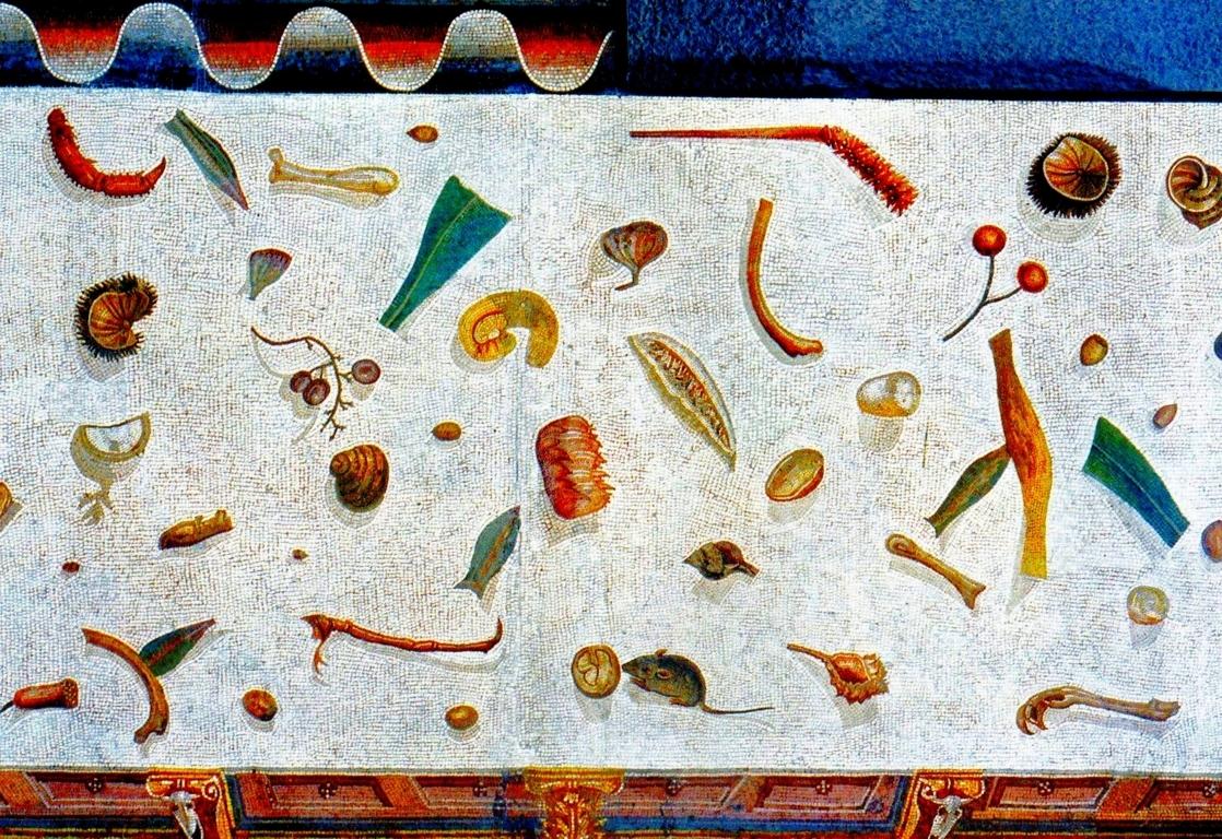 Viaggio nell 39 antica roma con le ricette di apicio il for Cucina romana antica
