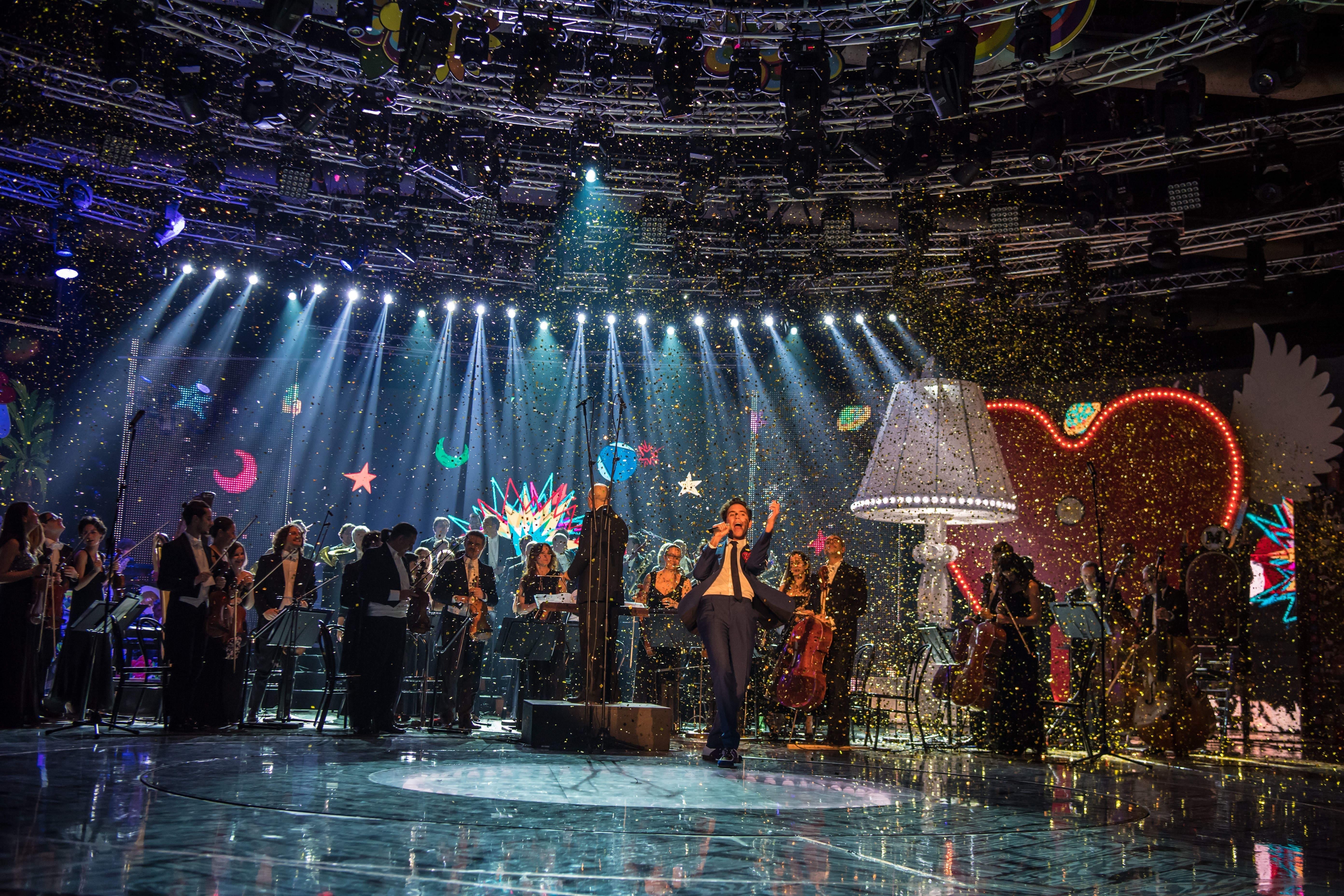L 39 orchestra opera italia di parma su rai 2 per stasera casa mika il caff quotidiano - Casa mika rai 2 ...