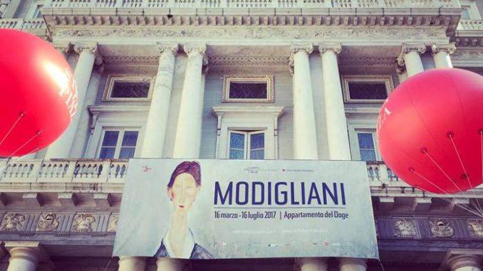 Siete andati a Genova alla mostra su Modigliani? I quadri erano falsi