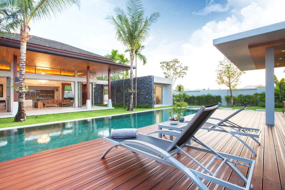 Quando si parla di abitazioni di lusso non si fa for Immagini abitazioni